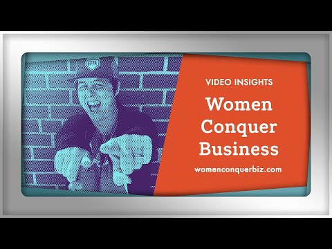 Women Conquer Business | Jen McFarland Consulting