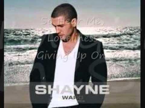 Shayne Ward - Someone To Love Lyrics Video