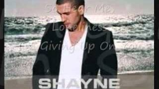 Shayne Ward - Someone To Love Lyrics Video