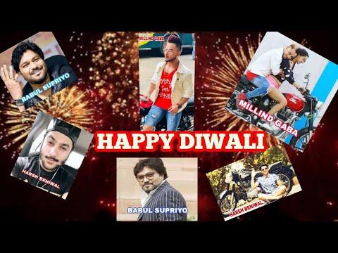 Happy Diwali | Royal Bullet | Royal Enfield| Music MG | Millind Gaba |Harsh Beniwal