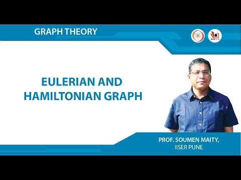 lecture 2 Part 1 Eulerian And Hamiltonian Graph