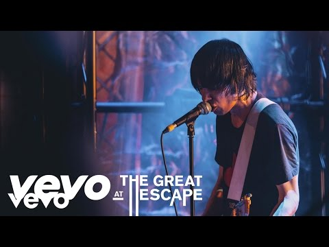 The Cribs - Pink Snow (Live) - Vevo UK @ The Great Escape 2015