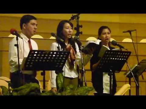 Nyanyian Jemaat (NKB 17) - GKI Surya Utama.