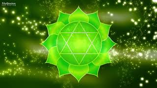 3 Hours - Divine Chakra Healing Meditation - Heart Chakra Cleanse & Activate