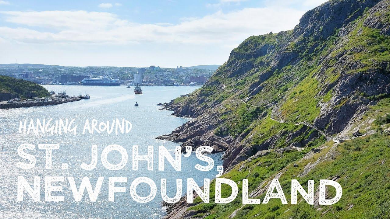 Dating St johns Newfoundland