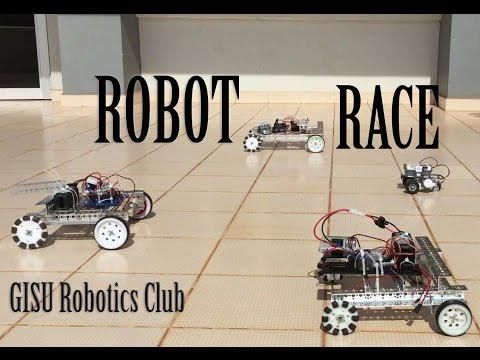 GISU Robotics Club -  ROBOT RACE