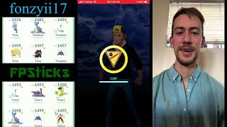 WHISCASH HAS GOT THE 'STACHE | Timeless Cup Practice Battles Pokemon Go PvP