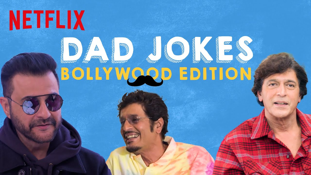 Indian Dads ft. Chunky Pandey, Samir Soni & Sanjay Kapoor   Netflix India