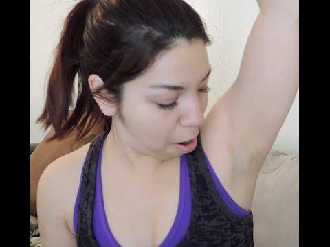 Sweaty armpit videos