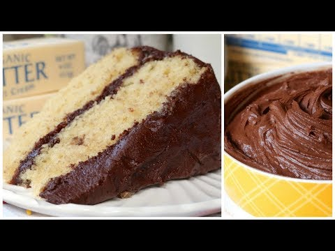 How To Make Homemade Classic Yellow Cake