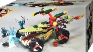레고 키마 크래거의 파이어 스트라이커 70135 조립 리뷰 Lego Chima Cragger's Fire Strikers