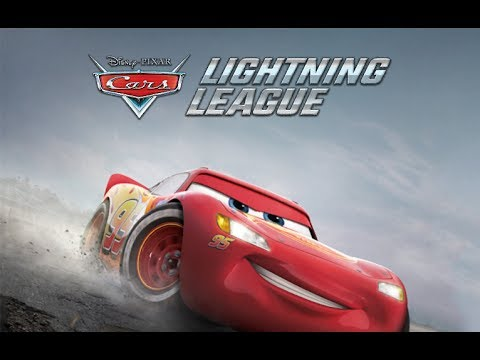 Cars 3 Lightning League By Disney Lightning Mcqueen Mater Jackson Storm Gameplay Android