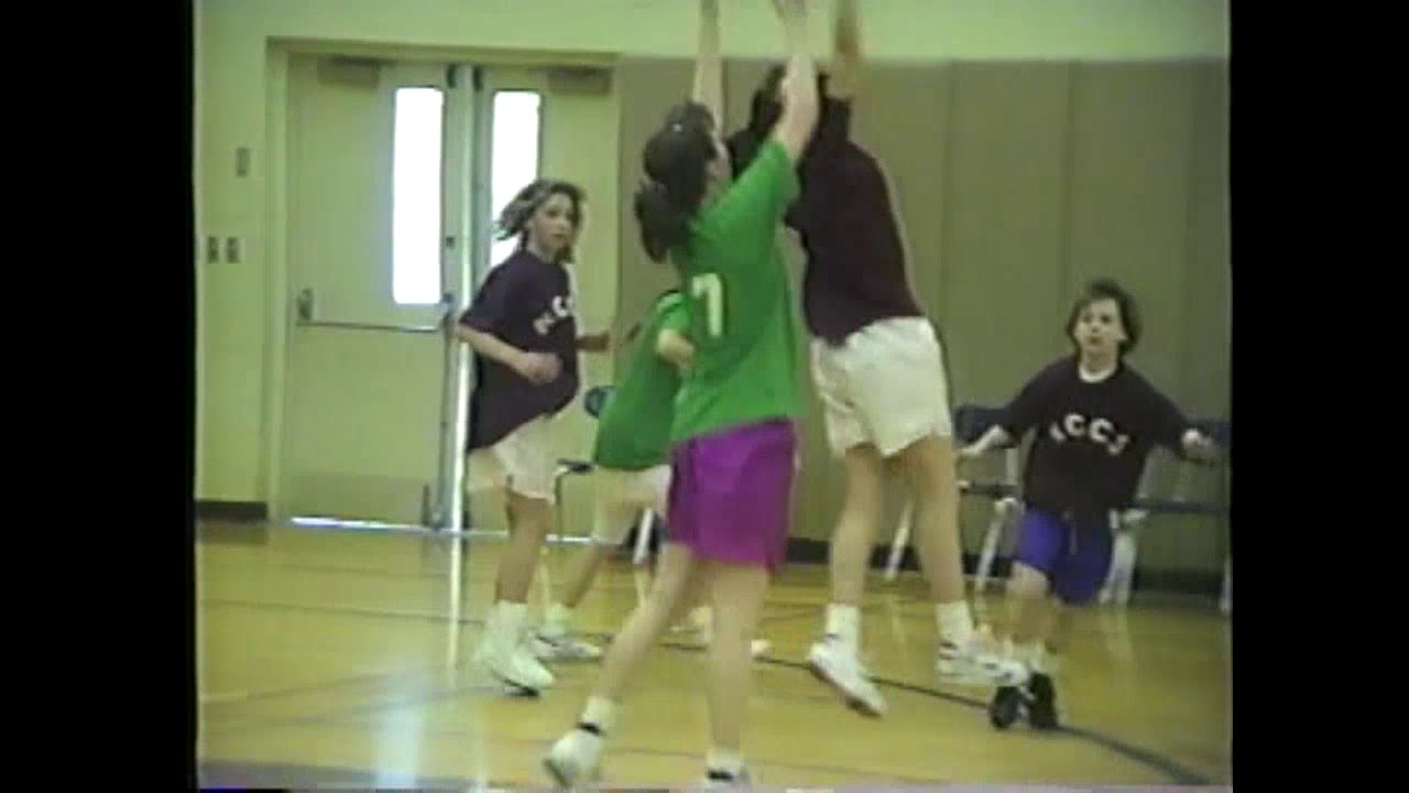 Marlow - Blain 7th & 8th Grade Girls 4-11-92