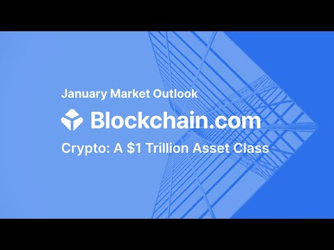 Blockchain.com Crypto Market Outlook – January 2021