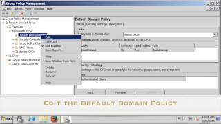 Group Policy Objects for WiFi