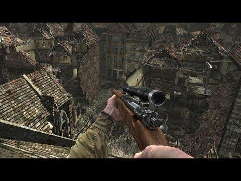 US Sniper in