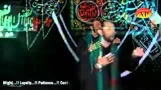 Ali Safdar Tittle Nohay 2015, Ya Abal Fazal A.S, Ali Safdar 2015