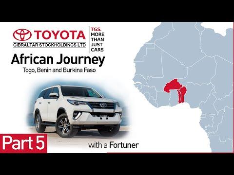 African Journey – Togo, Benin and Burkina Faso (Part 5)