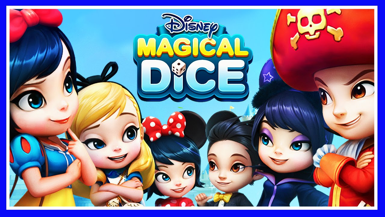 Disney Magical Dice App Ios Android Gameplay Mobile
