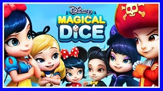 Disney Magical Dice App Ios/android Gameplay - Mobile Board Games