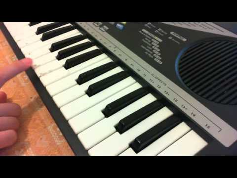 Come Suonare Tanti Auguri Con Il Piano Tutorial Youtube