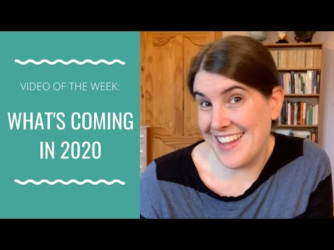 What's Coming in 2020!