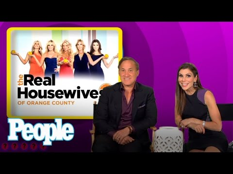 What Did Terry Dubrow Think the First Time He Saw his Wife? | People from YouTube · Duration:  1 minutes 24 seconds