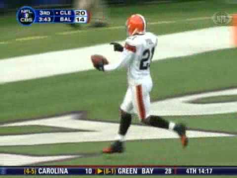 Browns Vs Ravens 2007 Week 11