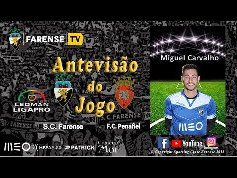 Ledman LigaPro – Antevisão – SC Farense – FC Penafiel
