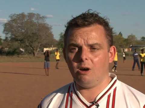 Le Football, roi du Botswana