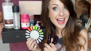 Monthly Favourites - May to July | Zoella
