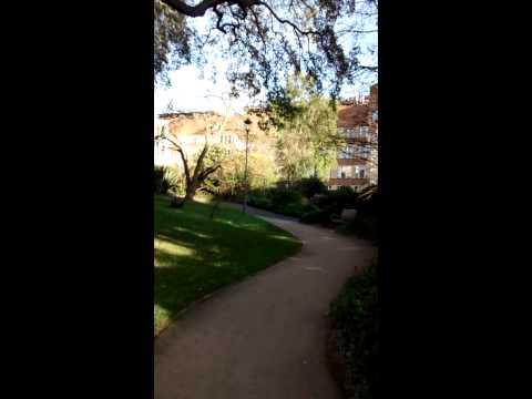 Royal fort gardens Bristol