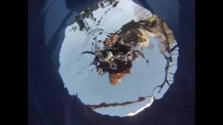 underwater bucket GoPro