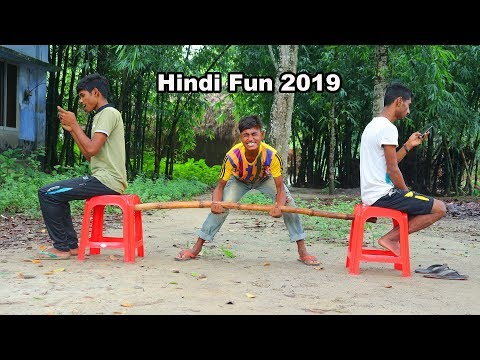 Indian New Funny Video😄-😅Hindi Comedy Videos 2019-Episode-38--Indian Fun || ME Tv