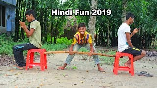 Indian New funny Video-Hindi Comedy Videos 2019-Episode-38--Indian Fun ME Tv
