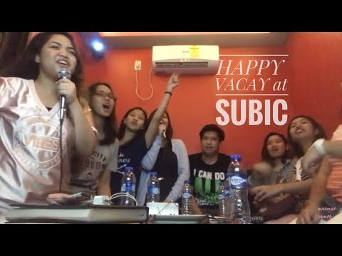 KARAOKE QUEEN?! - My Olongapo Vacation | Maemae Ramos Vlog#1