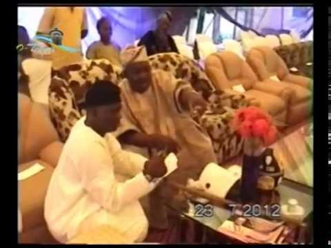 The Reception of Obas in Osun State, Part1