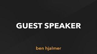 Living Hope- Ben Hjalmer | November 29, 2020