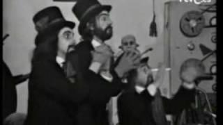 Un, dos, tres... responda otra vez - Don Cicuta y Kiko Ledgard - El terror
