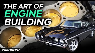 How to build a high horsepower street V8 engine | fullBOOST