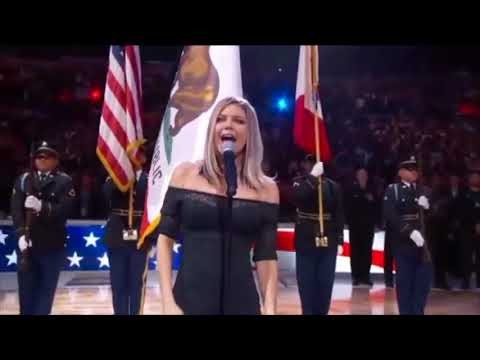 Fergie National Anthem (Remix) - YouTube Fergie National Anthem Remix