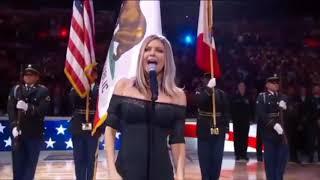 Fergie National Anthem (Remix)