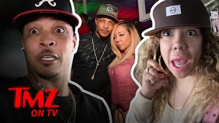 T.I. and Tiny: 'The Family Hustle' Continues | TMZ TV