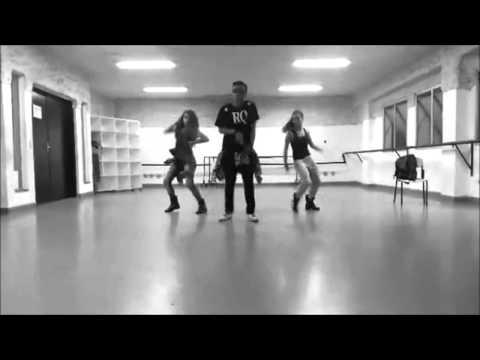 Chris Brown - I Can Transform Ya CHOREOGRAPHY