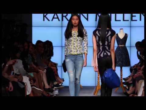 Plaza Indonesia Fashion Week 2015 - Day 4: Karen Millen