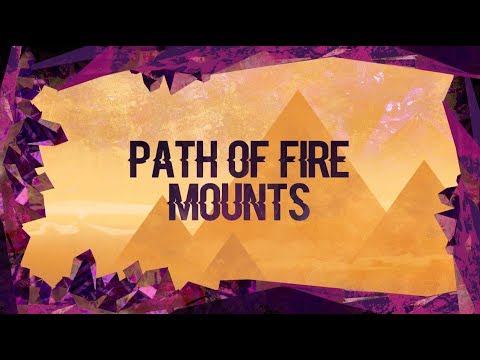 Comprehensive Review of Guild Wars 2: Path of Fire - Part 1: Mounts thumbnail