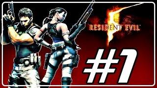 Resident Evil 5 GOLD EDITION # 1 - Bem Vindo a África [ PC COOP Traduzido ]