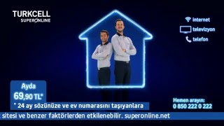Turkcell Superonline'a geçin, internette donmayı hayatınızdan çıkarın!