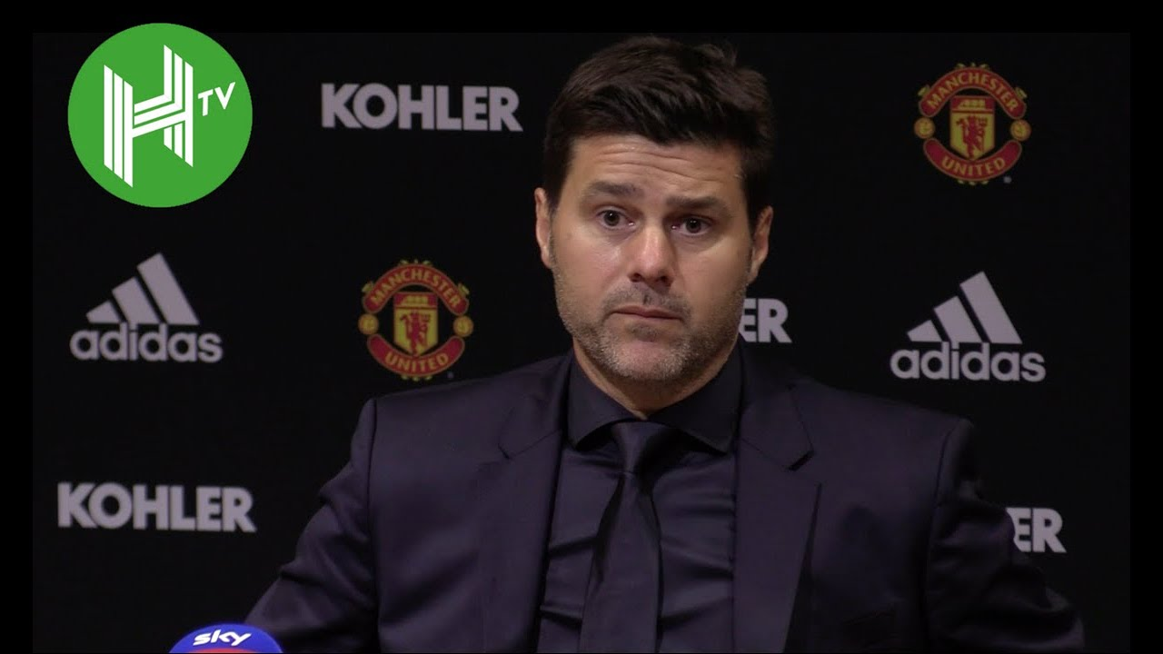 Mauricio Pochettino I Have So Much Respect For Jose Mourinho Manchester United 0 3 Tottenham Youtube
