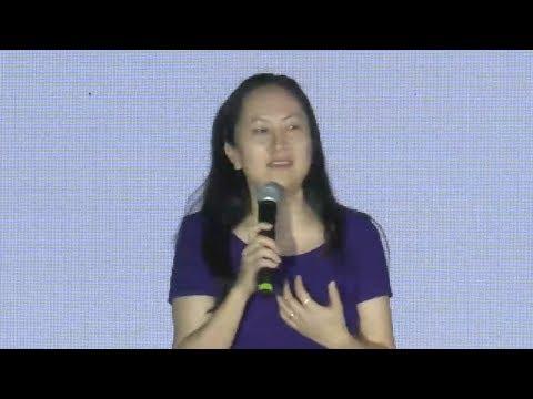 华为CFO孟晚舟演讲:选择比天赋更重要